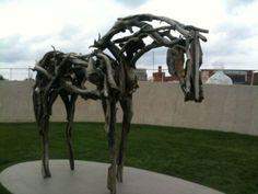 Pappajohn Sculpture Park, Downtown Des Moines, Iowa
