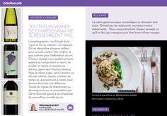 À la carte - La Presse+ Nouveau Menu, Chin Chin, Vitis Vinifera, Cheers, Restaurant, Drinks, Fruit Platters, Root Vegetables, Grilling