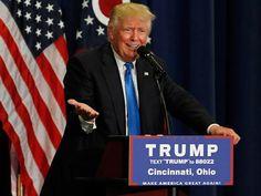 Nigerian Blog: News update In Nigeria | Kokolevel's Blog: Donald Trump blasts 'liars' in the media for cover...