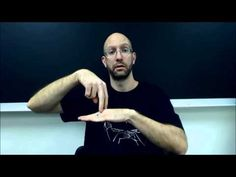 Expressing Feelings using CLs for Legs | ASL - American Sign Language - YouTube
