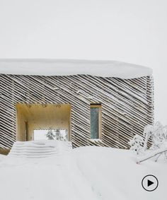 mork-ulnes architects' skigard hytte cabin documented in new film Wood Architecture, Amazing Architecture, Exterior Cladding, Moving House, Open Plan Living, Architect Design, Second Floor, Small Spaces, Home And Family