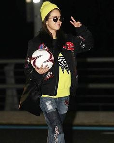 Song Ji Hyo heading to Shanghai for Asian Smile Cup