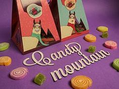 Candy Mountain (Student Project) via Packaging of the World - Creative Package Design Gallery http://ift.tt/22GzCy7