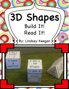 3D Shapes Awesomeness!