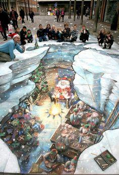 Street art come forma d'arte e di comunicazione visiva.