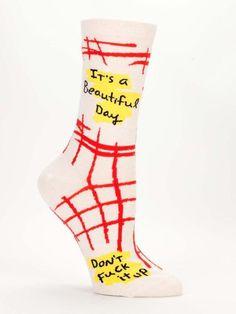 2ecfbae2854c 85 Best Cussing Socks for Women and Men images in 2017 | Socks ...