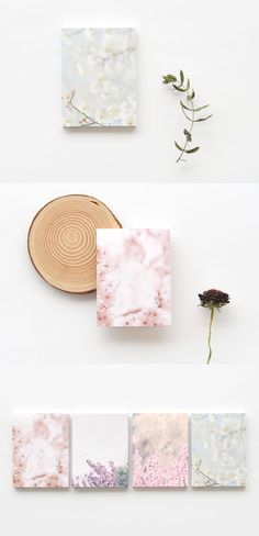 The Spring Mini Notepad has a beautiful photo of cherry blossom which will brighten your place with the beauty of Spring!