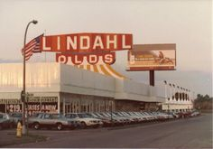 Twin Cities Ford Dealers >> 194 Best Vintage car dealers images | Vintage cars, Used car lots, Cars