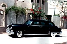 1952 Imperial Limousine