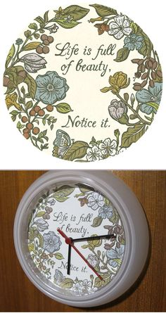 clock #ikea