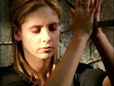Buffy! uno de los mejores momentos.