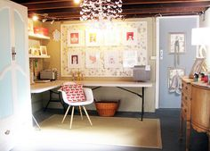 Ish & Chi studio by ishandchi, via Flickr