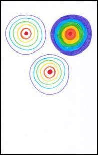Jarní déšť a duhové květiny Art, Dibujo, Craft Art, Kunst, Gcse Art, Art Education Resources