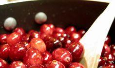 Cranberry Saus on http://www.sausrecept.nl