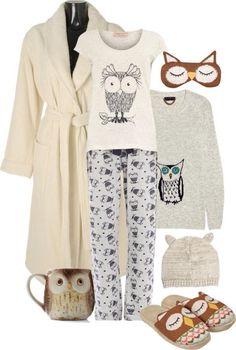 Owl Jammies
