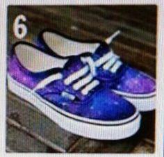 4ab8bc214256e Zapatos de la galaxia (shoes of te galaxy)