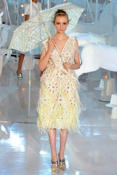 Louis Vuitton, spring 2012
