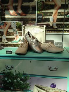 Clarks Metallic Collection