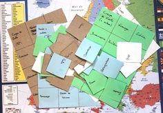 Loto das capitais da Europa (ou como ensinar geografia)