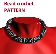 Red Jewelry, Seed Bead Jewelry, Etsy Jewelry, Beaded Jewelry, Beaded Bracelets, Jewlery, Crochet Rings, Bead Crochet Rope, Beaded Crochet