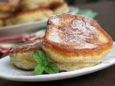 Kulinarne Spotkania: Racuchy drożdżowe