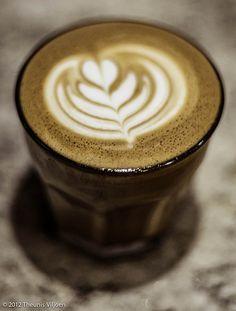 Coffee, Coffee & Coffee : Coffee art
