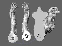 ZBrush 4R8 Beta Testing Gallery - Page 2