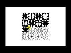 Zentangle Patterns | Tangle Patterns? - Dyzzee - YouTube