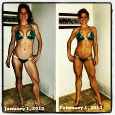 Melissa Bender Fitness: Bikini Competition Workouts: 12 Weeks