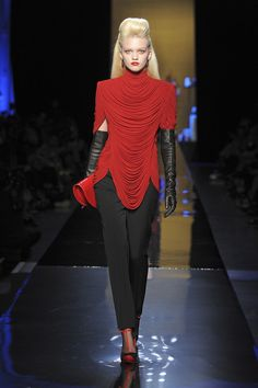 Jean Paul Gaultier Fall 2014 Couture Collection Photos - Vogue