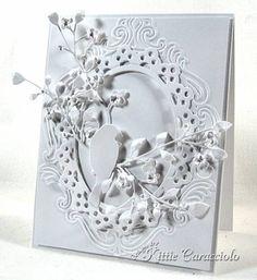 Inspired White On White