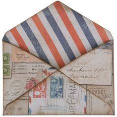 Sizzix - Sizzix Tim Holtz Alterations Movers & Shapers L Die Envelope