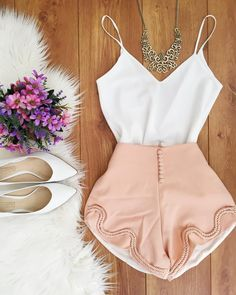 Women's Clothing for Sale Girly Outfits, Short Outfits, Spring Outfits, Trendy Outfits, Cute Outfits, Fashion Outfits, Womens Fashion, Fashion Trends, Daily Fashion