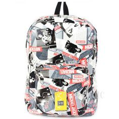 NEW Backpack,Bookbag,Michael Jackson Bag.Large Bag