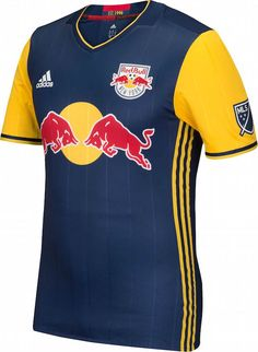 fb3e1f98dc Adidas lança camisa reserva do New York Red Bulls para a MLS 2016 - Show de