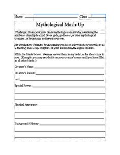 148267012706078286 on Third Grade Worksheets Greek Mythology