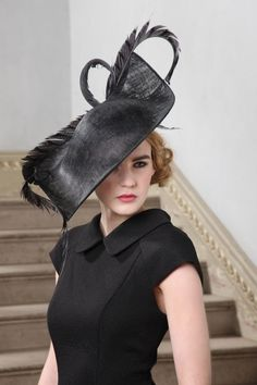 Jane Taylor Millinery, Lady A. (from 2013/2014 - I think Sophie, Countess of Wessex wore something similar)
