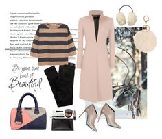 """Winter wonderland"" by aninda93 on Polyvore featuring Bobbi Brown Cosmetics, Loriblu, American Eagle Outfitters, MANGO, Uniqlo, women's clothing, women's fashion, women, female and woman"