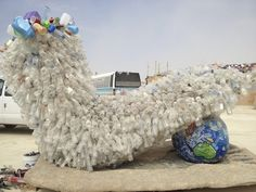 Recyclables art