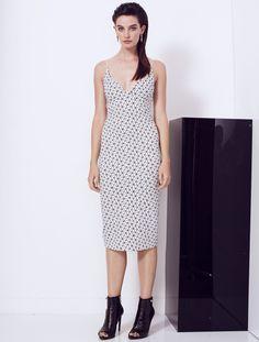 Delirium Midi Dress