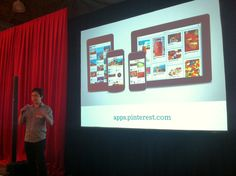 Yay Pinterest! New apps for iPad, iPhone & Android!