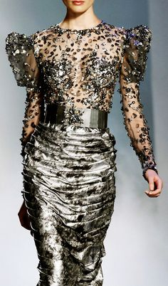 Sparkle, Glam and Gorgeous Couture