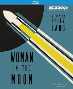 Woman in the Moon - Blu-Ray (Kino Lorber Region A) Release Date: Available Now (Amazon U.S.)
