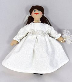 Bride Doll  Wedding Gift  Flower Girl Gift #wedding
