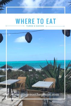 Where to Eat Providenciales, Turks and Caicos is a guide to all levels of dining. I reviewed fine dining and local joints. Don't miss the lobster and conch.