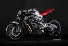 Piston Brew: Krax-Moto, cracks designs - Brutale