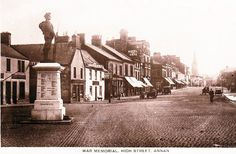 High Street, Annan from the 1920's-30's