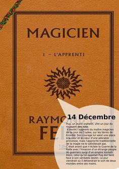 Magicien T.1 de Raymond E. Feist éditions Bragelonne (collection Stars)