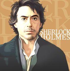 Holmes.. by *Hallpen on deviantART