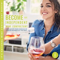 Looking for something new? Love wine? If you're curious about what I do, let's chat! Join my team in May and take $20 off your Premium or Starter Business Kit! https://multibra.in/tbhc5